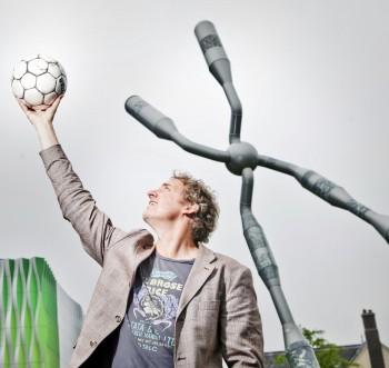 Bewegingswetenschapper Gert Jan Pepping