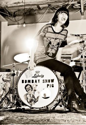 Linda van Leeuwen van Bombay Show Pig