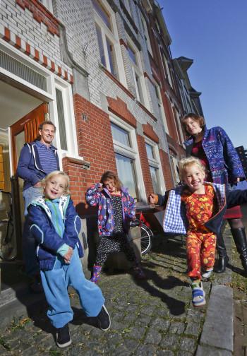 familie Hofstra kiest voor Groningen