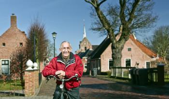 Henk Bultena in Zandeweer