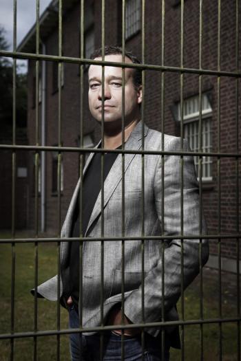 misdaadjournalst Mick van Wely