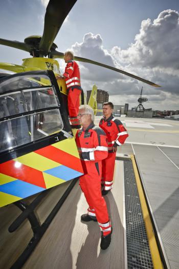 MMT van Traumahelikopter UMCG