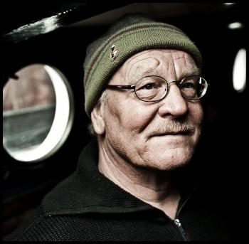 schipper Gert Bakker van 'Swadde'