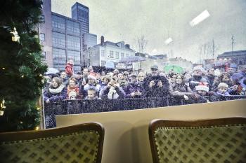 In het glazen huis, Leeuwarden 20 dec 2013