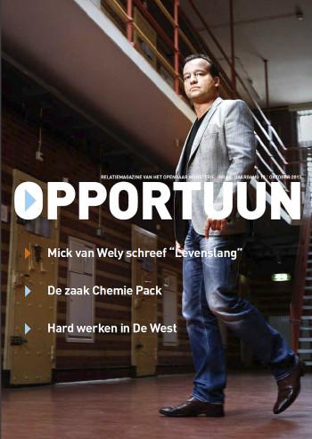 Magazine Opportuun van het Openbaar Ministerie