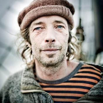 """schipper Sjoerd de Vries van """"Stânfries"""""""