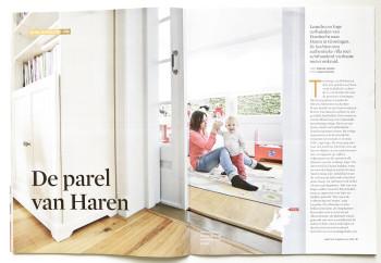 Algemeen Dagblad: Gezinnen willen in stad wonen