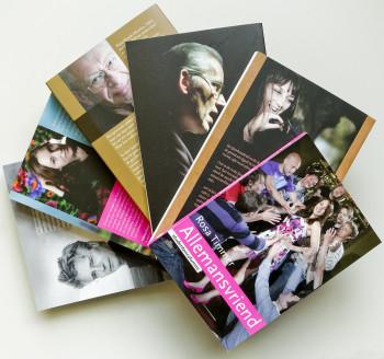 Schrijversportretten uitgeverij Passage