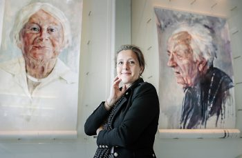 Sophia de Rooij, Hoogleraar ouderengeneeskunde